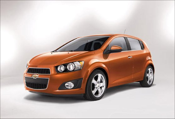 GM No Longer Dominated By Accountants Chevy Sonic Owners