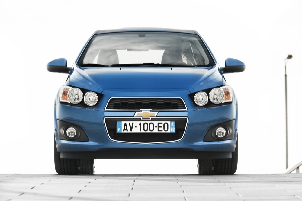 Blue UK Aveo Sonic Chevy Sonic Owners Forum