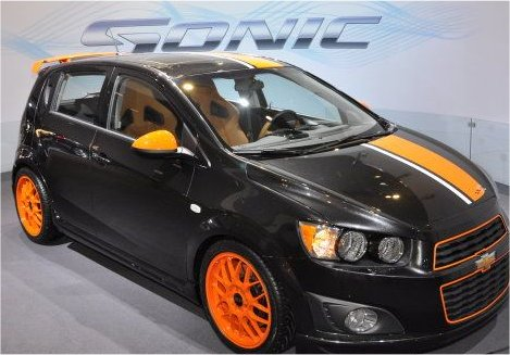 Chevy Sonic Owners Forum Chevy Sonic Modified